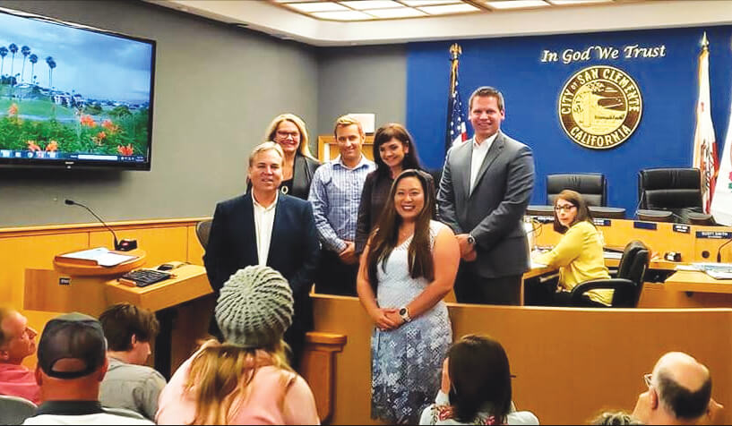 San Clemente Surpasses Other Orange County Cities in Water Conservation Pledges to Win Pocket Park Competition